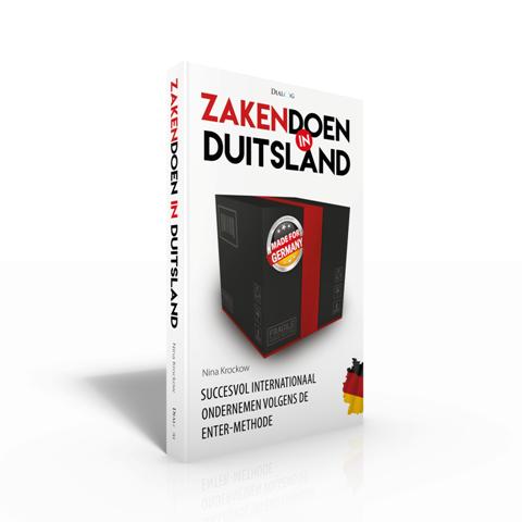 Boek over zakendoen in Duitsland