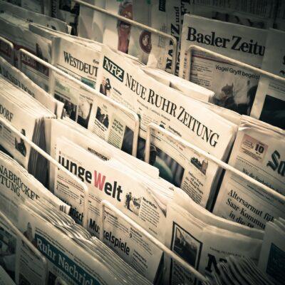 Duits persbericht voor de Duitse pers
